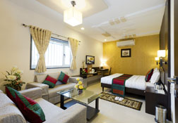 best accommodation in Jaipur